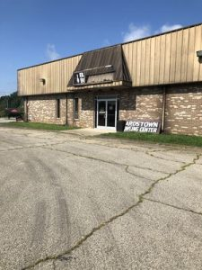 12,750 sf Commercial Sports/Entertainment Center